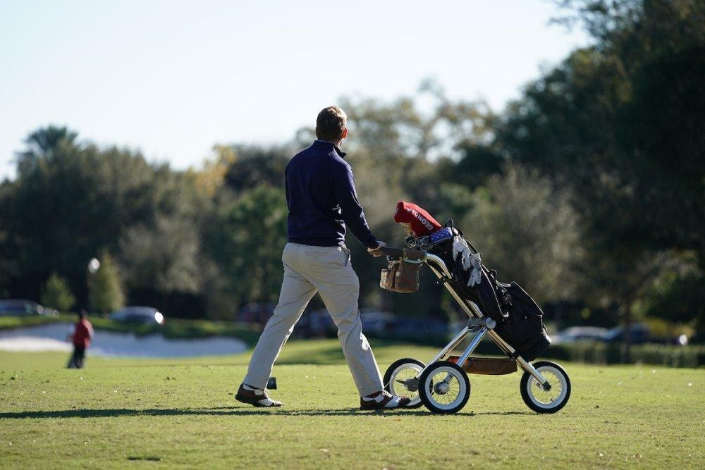 The Clicgear Buggy: How Push Carts can help Your Golf Game